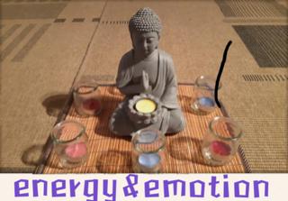 """Percorso di 6 incontri di meditazione presso l'associazione """"energy&emotion"""""""