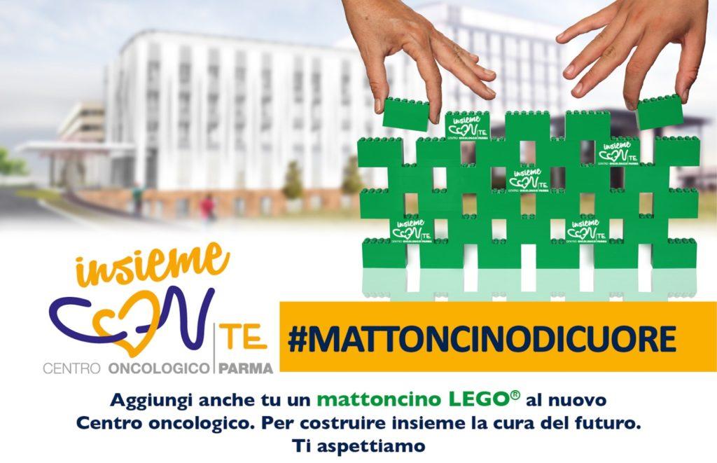 #MATTONCINODICUORE