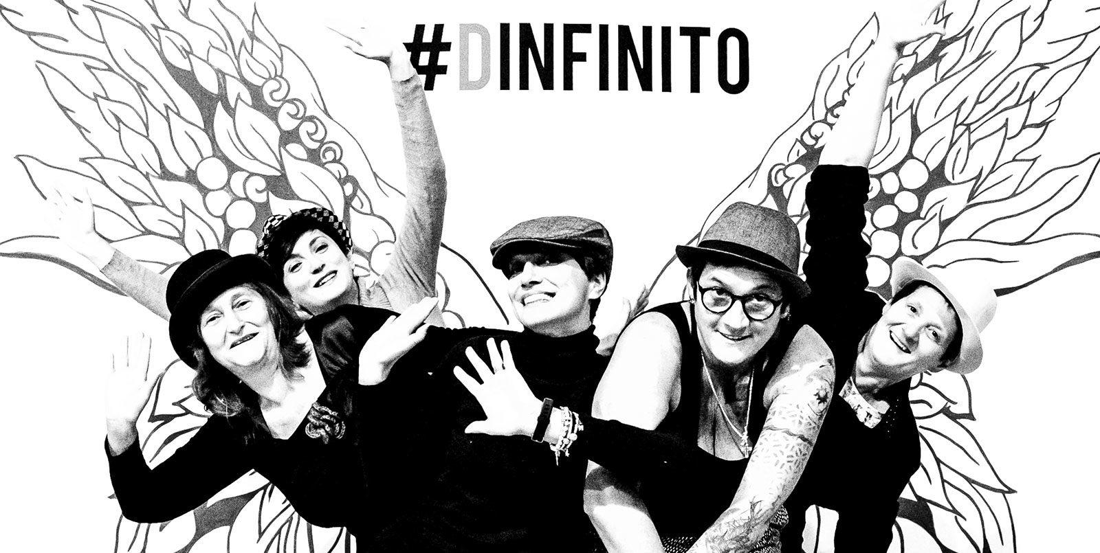#DINFINITO